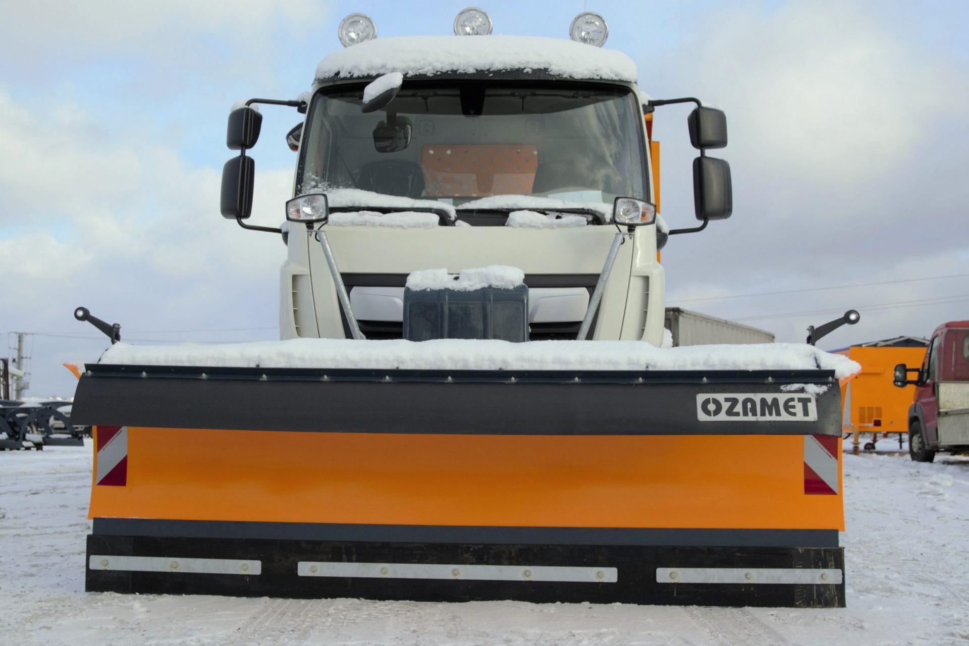 Snow plough Ozamet OZ-W32