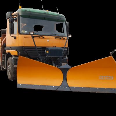 Wedge snow plough Ozamet OZDZ